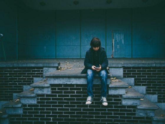 Je suis seul